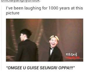 derp, funny, and g-dragon image