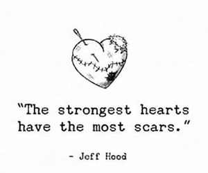 quote and scars image