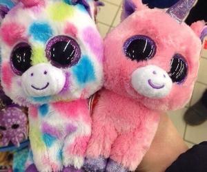 unicorn, cute, and toys image