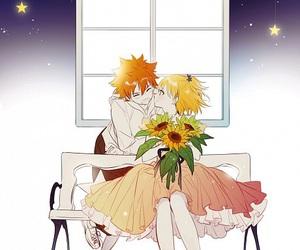 haikyuu and hitoka yachi image