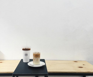 aesthetic, coffee, and korean image