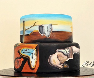 art and cake image