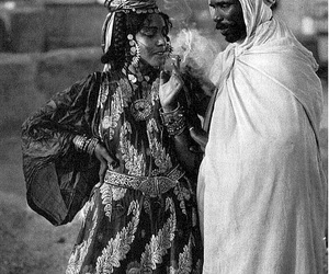 arab, couple, and man image