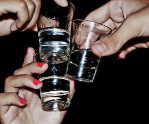 party, shot, and drink image