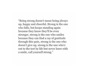 inspiration, motivation, and stay strong image