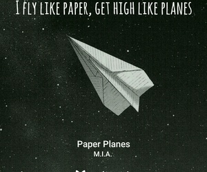 fly, m.i.a, and Paper image