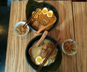 delicious, food, and ramen image