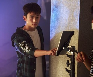kdrama and lets fight ghost image