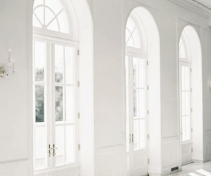 white, home, and light image