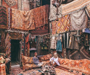 exotic, patterns, and textiles image