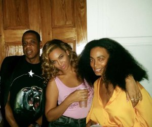 beyoncé, solange, and queen bey image