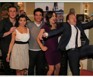 how i met your mother, Barney Stinson, and himym image