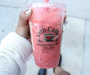 drink, milkshake, and starbucks image