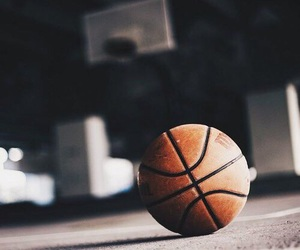ball and Basketball image