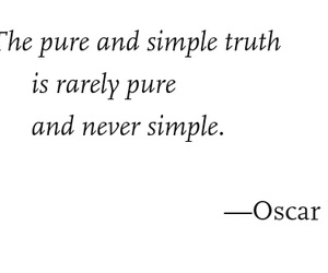 oscar, quotes, and truth image