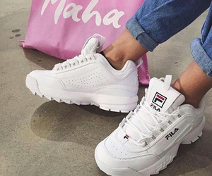 Fila and shoes image