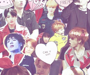 Collage, jungkook, and tumblr image