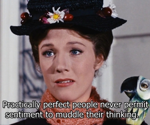 60s, Mary Poppins, and old image