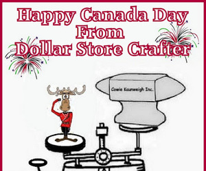 canada day and happy canada day image