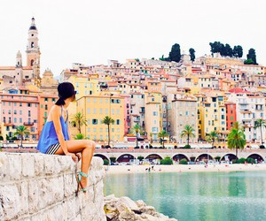 travel, italy, and place image