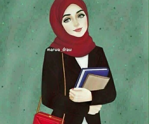 42 Images About Hijab Draw On We Heart It See More About Hijab