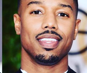 actor, black boy, and michael b jordan image