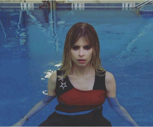 scream, carlson young, and brooke image