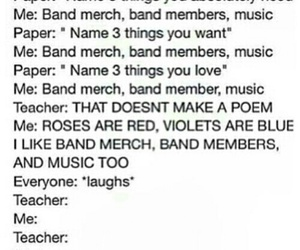 music and band merch image