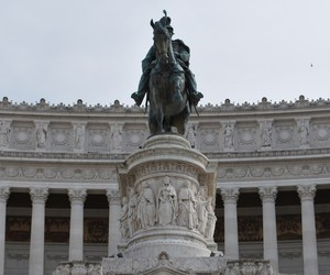 italie, rome, and travel image