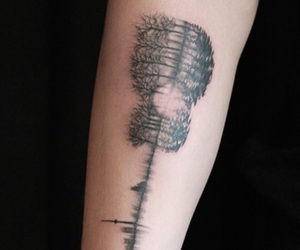 shawn mendes, tattoo, and guitar image