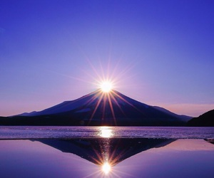 hd, japan, and mountain image