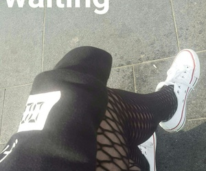 converse, shoes, and sneaker image