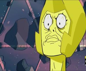 yellow diamond and steven universe image