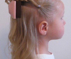 girls hairstyles, kids hairstyles, and hairstyle ideas image