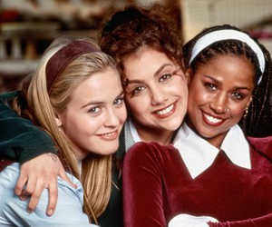 Clueless, brittany murphy, and alicia silverstone image