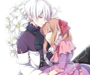 anime, pandora hearts, and xerxes break image