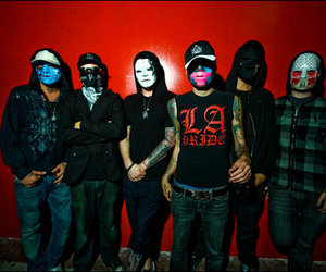 hollywood undead and music image