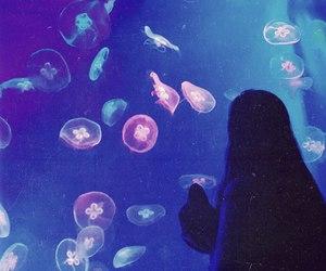 aquarium, magic, and vintage image