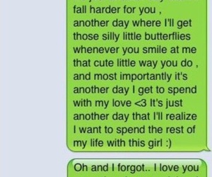 love, text, and cute image