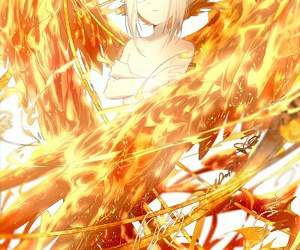 anime and beautiful image
