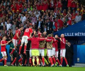 football, wales nt, and euro 2016 image