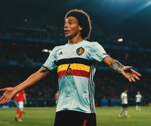 football, axel witsel, and belgium nt image