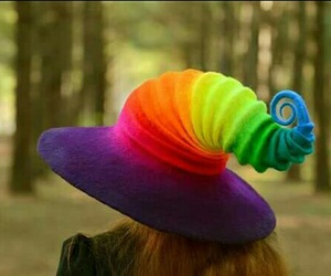 colores, colors, and hat image