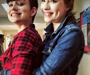 scream, emma duval, and bex taylor-klaus image
