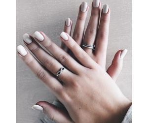 diamonds, fashion, and long nails image