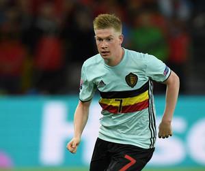 football, kevin de bruyne, and belgium nt image