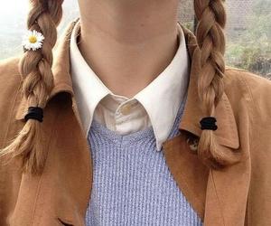 indie, aesthetic, and braid image