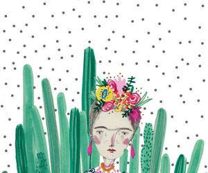 art, draw, and Frida image