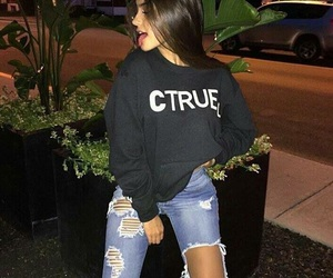 girl, style, and tumblr image
