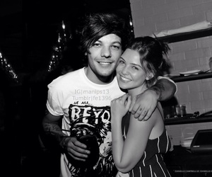 louis tomlinson, couple, and edit image